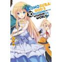 KONOSUBA 10 (INGLES - ENGLISH)