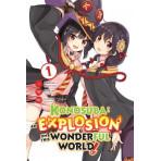 KONOSUBA: EXPLOSION 01 (INGLES - ENGLISH)