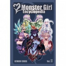 MONSTER GIRL ENCYCLOPEDIA VOL.2 (INGLES - ENGLISH)
