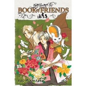 NATSUME'S BOOK OF FRIENDS 03 (INGLES - ENGLISH)