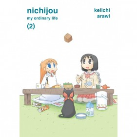 NICHIJOU 02 (INGLES - ENGLISH)