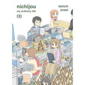 NICHIJOU 03 (INGLES - ENGLISH)