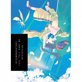 NISEMONOGATARI FAKE TALE PART 01 (LIGHT NOVEL) (INGLES - ENGLISH)
