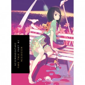 NISEMONOGATARI FAKE TALE PART 02 (LIGHT NOVEL) (INGLES - ENGLISH)