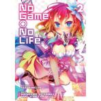 NO GAME NO LIFE 02 (INGLES - ENGLISH)
