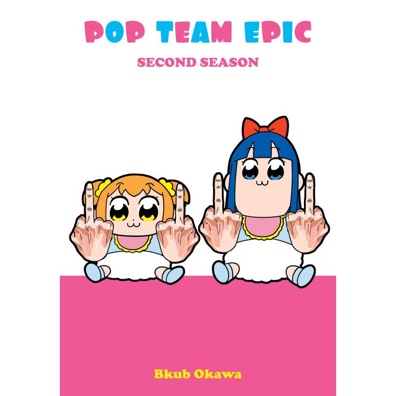 POP TEAM EPIC SECOND SEASON (INGLES - ENGLISH)