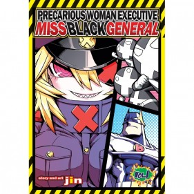 PRECARIOUS WOMAN EXECUTIVE MISS BLACK GENERAL 01 (INGLES - ENGLISH)