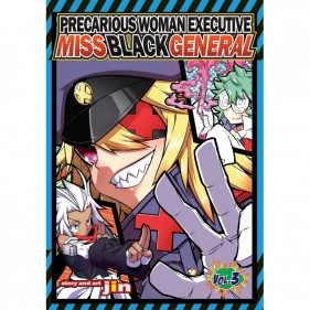 PRECARIOUS WOMAN EXECUTIVE MISS BLACK GENERAL 03 (INGLES - ENGLISH)