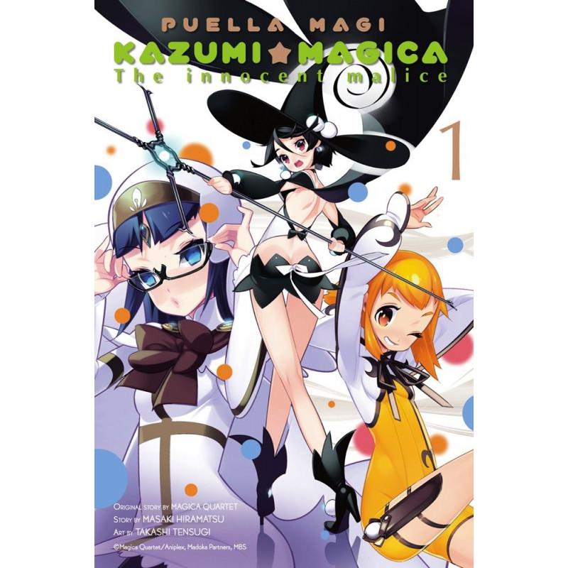 PUELLA MAGI KAZUMI MAGICA 01 (INGLES - ENGLISH)