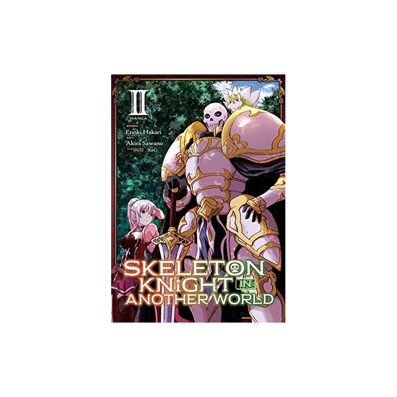 SKELETON KNIGHT IN ANOTHER WORLD 02 (INGLES - ENGLISH)