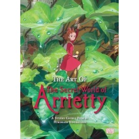 THE ART OF ARRIETTY (INGLES - ENGLISH)