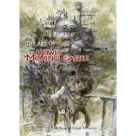 THE ART OF HOWL'S MOVING CASTLE (INGLES - ENGLISH)