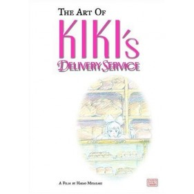 THE ART OF KIKI'S DELIVERY SERVICE (INGLES - ENGLISH)