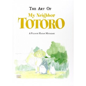 THE ART OF MY NEIGHBOR TOTORO (INGLES - ENGLISH)
