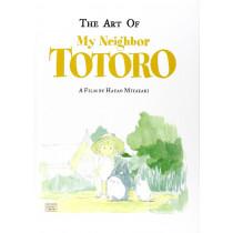 THE ART OF MY NEIGHBOR TOTORO (INGLES - ENGLISH)