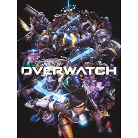 THE ART OF OVERWATCH (INGLES - ENGLISH)