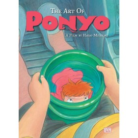 THE ART OF PONYO (INGLES - ENGLISH)