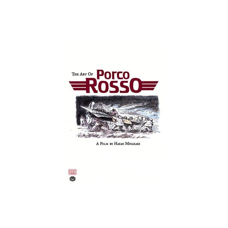 THE ART OF PORCO ROSSO (INGLES - ENGLISH)