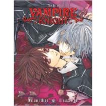 THE ART OF VAMPIRE KNIGHT (INGLES - ENGLISH)