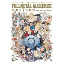 THE COMPLETE ART OF FULLMETAL ALCHEMIST (INGLES - ENGLISH)