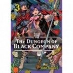 THE DUNGEON OF BLACK COMPANY 03 (INGLES - ENGLISH)