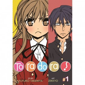 TORADORA 01 (INGLÉS) (INGLES - ENGLISH)