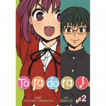 TORADORA 02 (INGLÉS) (INGLES - ENGLISH)