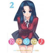 TORADORA 02 (LIGHT NOVEL) (INGLES - ENGLISH)