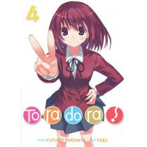 TORADORA 04 (LIGHT NOVEL) (INGLES - ENGLISH)