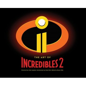 THE ART OF INCREDIBLES 2 (INGLES - ENGLISH)