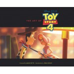 THE ART OF TOY STORY 4 (INGLES - ENGLISH)