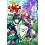 THE RISING OF THE SHIELD HERO (LIGHT NOVEL) 01  (INGLES - ENGLISH)