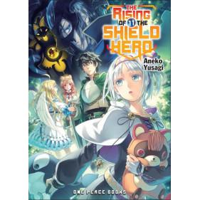 THE RISING OF THE SHIELD HERO (LIGHT NOVEL) 11  (INGLES - ENGLISH)