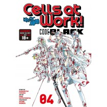 CELLS AT WORK! CODE BLACK 04 (INGLES - ENGLISH)