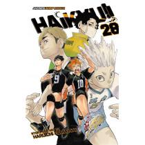 HAIKYU!! 28 (INGLES - ENGLISH)