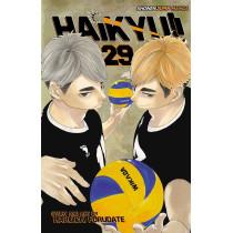 HAIKYU!! 29 (INGLES - ENGLISH)