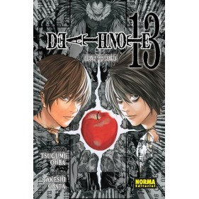 DEATH NOTE 13 HOW TO READ DEATH NOTE