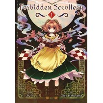 FORBIDDEN SCROLLERY 01 (INGLES - ENGLISH)
