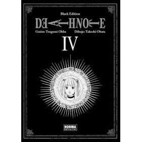 DEATH NOTE BLACK EDITION 04