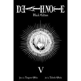 DEATH NOTE BLACK EDITION 05