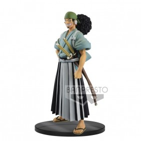 ONE PIECE DXF GRANDLINE MEN WANOKUNI USOPP 17CM