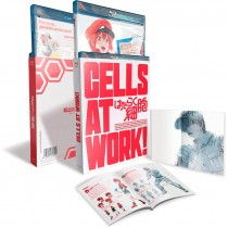 CELLS AT WORK PACK COMPLETO BLU-RAY