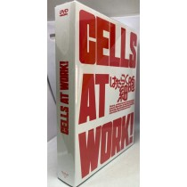 CELLS AT WORK PACK COMPLETO DVD