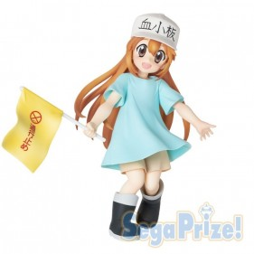 CELLS AT WORK - PLAQUETA FIGURE