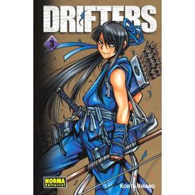 DRIFTERS 03
