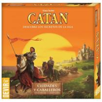 CATAN – CIUDADES Y CABALLEROS DE CATÁN
