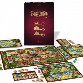 THE CASTLE OF BURGUNDY (20 ANIVERSARIO)