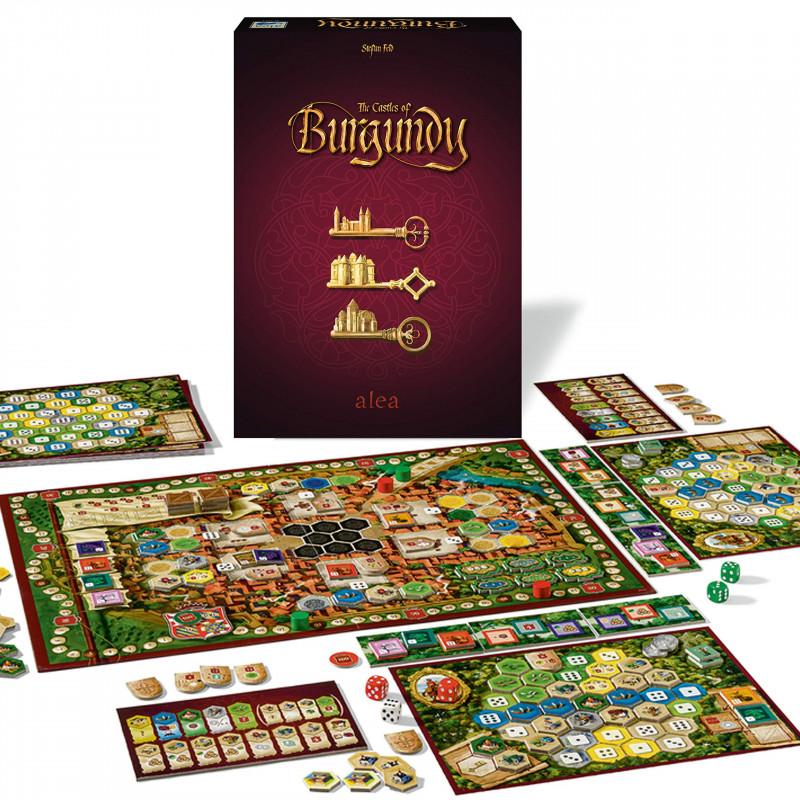 THE CASTLE OF BURGUNDY (20 ANIVERSARIO)