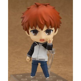 FATE/STAY NIGHT UNLIMITED BLADE WORKS SHIROU EMIYA 10 CM NENDOROID