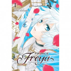 PRINCE FREYA 01 (INGLES - ENGLISH)